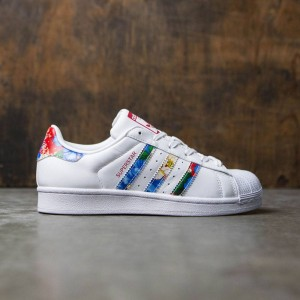 Adidas Women Superstar W (white / footwear white / power red)