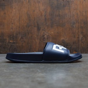 Reebok Men Reebok Classic Slide (navy / collegiate navy / white)