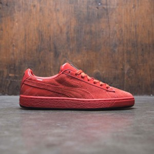 Puma x MAC Women Suede Classic - MAC TWO (red / fiery red)