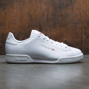 Reebok Men NPC II (white / light grey)