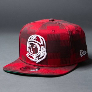 Billionaire Boys Club BB Dig Snapback Cap (red)