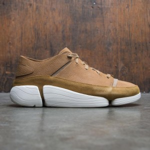 Clarks Men Trigenic Evo - Oak Nubuck (brown / oak)