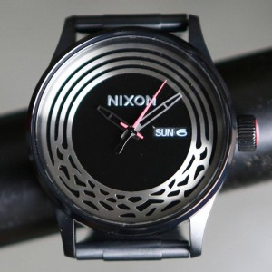 Nixon x Star Wars Sentry SS Watch - Kylo Ren (black)