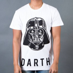 Eleven Paris x Star Wars Men Darth Shirt (white)