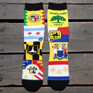 Stance Men Battlefield Socks (multi)