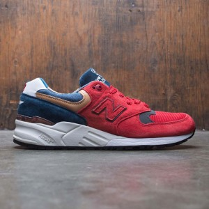 New Balance Men 999 M999WEB - Made In USA (red / really red)