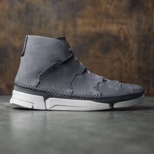 Clarks Men Trigenic Flow Nubuck (gray)