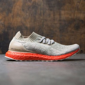 Adidas Men UltraBoost Uncaged LTD (tan / trace cargo / orange)
