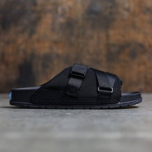 People Footwear Men The Lennon Chiller Slide (black)