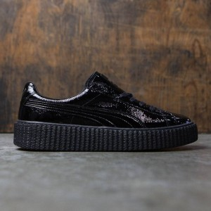 Puma x Fenty By Rihanna Men Creeper - Cracked Leather (black)