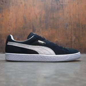 Puma Men Suede Classic Eco (black / white)