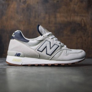 New Balance Men 1300 Baseball M1300DMB - Made In USA (gray / powder / navy)