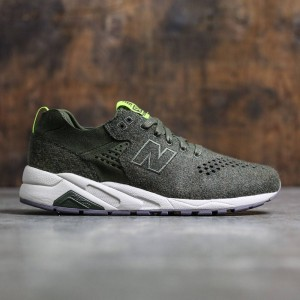 New Balance Men 580 Re-Engineered Wool MRT580DF (olive)