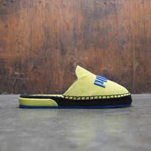 Puma x Fenty By Rihanna Women Espadrille (yellow / spring / blue)