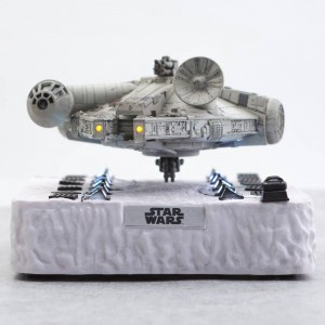 Egg Attack Star Wars Episode V EA-020 Millennium Falcon Floating Version Figure (gray)