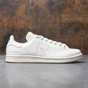 Adidas x Raf Simons Men Stan Smith (white / cream white / core black)