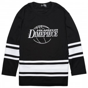 Dimepiece Women LA Ball Hockey Jersey (black)