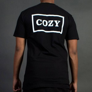 Team Cozy Men Cozy Box Tee (black)
