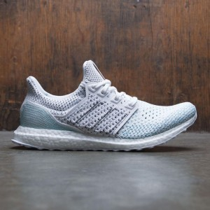 Adidas Men UltraBOOST Parley LTD (white / footwear white / blue spirit)