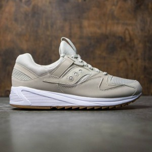 Saucony Men Grid 8500 (white / cream)
