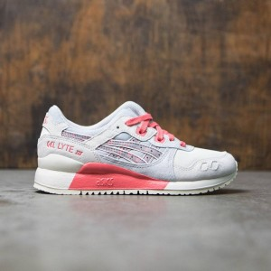 Asics Tiger Women Gel-Lyte III (gray / glacier / peach)