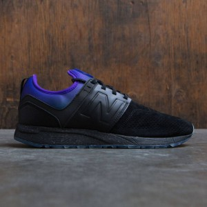 New Balance x Stance Men MRL247 All Night (black / purple)