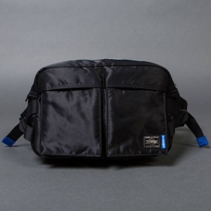 Adidas x Porter 2 Way Waist Shoulder Bag (black)