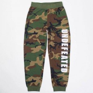 Undefeated Men Compact Sweatpants (camo)