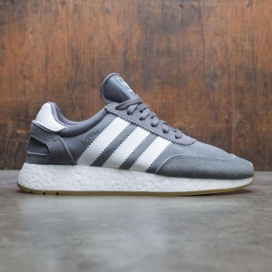 Adidas Men I-5923 (gray / footwear white / gum)
