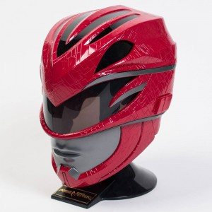 Bandai Power Rangers Movie Legacy Red Ranger Helmet (red)