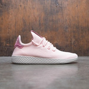 Adidas Women Pharrell Williams Tennis HU W (pink / icey pink / chalk white)
