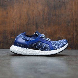 Adidas Women UltraBOOST X (blue / mystery ink / noble ink / grey one)