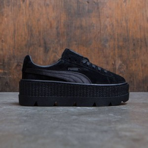 Puma x Fenty By Rihanna Women Cleated Creeper Suede (black / puma black)