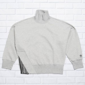 Adidas Women NMD Sweatshirt (gray / medium grey heather)
