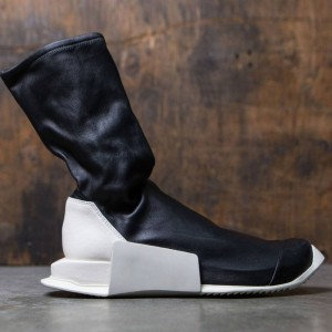 Adidas x Rick Owens Men Level Runner High (black / ro black / ro milk / ro dinge)