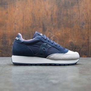 Saucony Women Jazz Original (white / cream / navy)