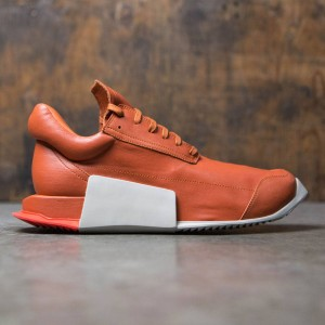 Adidas x Rick Owens Men Level Runner Low (orange / ro orange/ ro dinge / ro red)