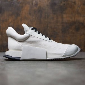 Adidas x Rick Owens Men Level Runner Low (white / ro milk / ro dinge / ro black)