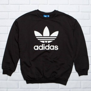 Adidas Women Trefoil Sweatshirt (black)