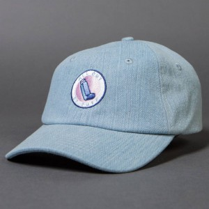 Lazy Oaf Out Of Puff Cap (blue)