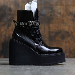 Puma x Fenty By Rihanna Women SB Wedge (black)