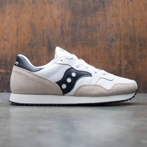 Saucony Men DXN Trainer (white / black)