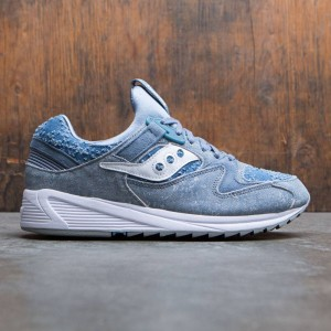 Saucony Men Grid 8500 - Boro Pack (blue / denim)