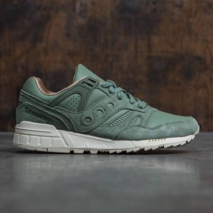 Saucony Men Grid SD Premium - Boston (green / oiled)