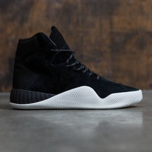 Adidas Big Kids Tubular Instinct (black / core black / vintage white)
