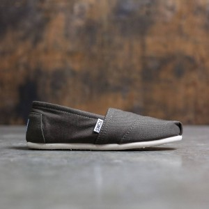 TOMS Women Olive Canvas - Tarmac (green / olive)