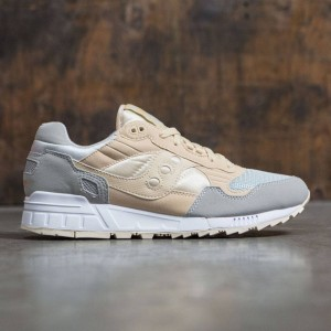 Saucony Men Shadow 5000 (gray / light tan)