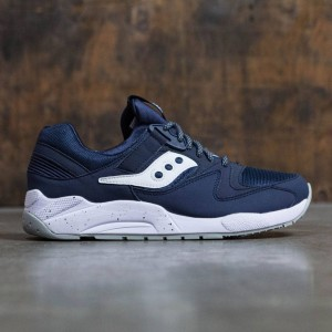 Saucony Men Grid 9000 (navy / white)