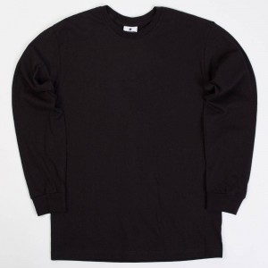 Undefeated Men Fuck Out Of Here LS Tee (black)