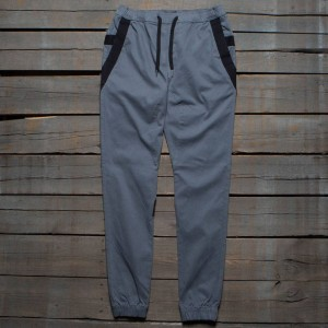 Zanerobe Men Sureshot Strap Pants (gray / smoke)